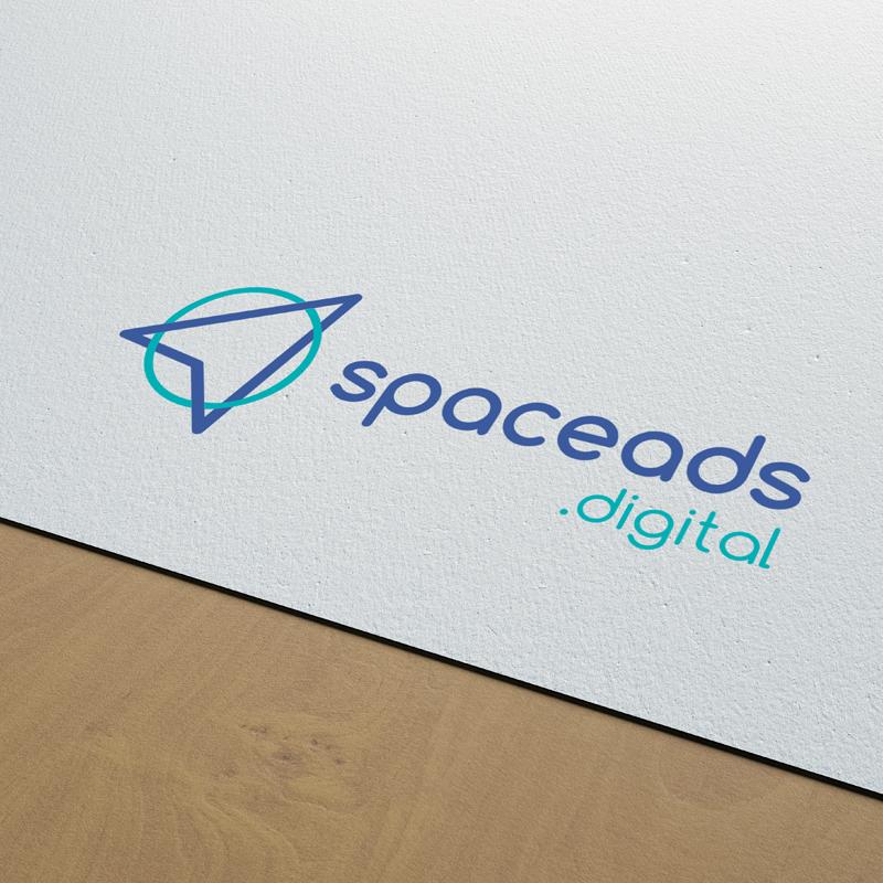 Logo dla Spaceads.digital