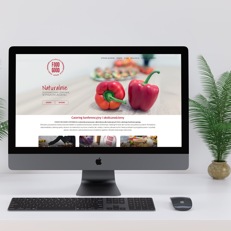 Strona dla Food For Good